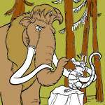 Ice Age coloring pages for kids coloring pages