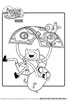 Adventure Time, Finn and Jake coloring page